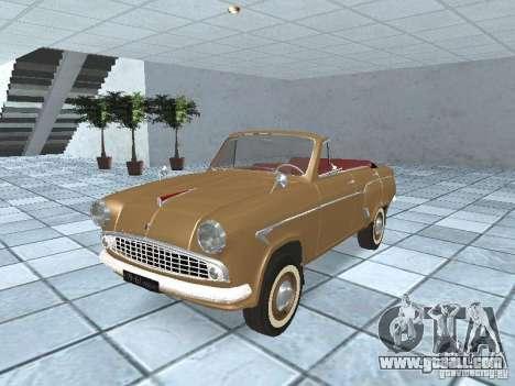 Moskvich 403 Cabrio for GTA San Andreas