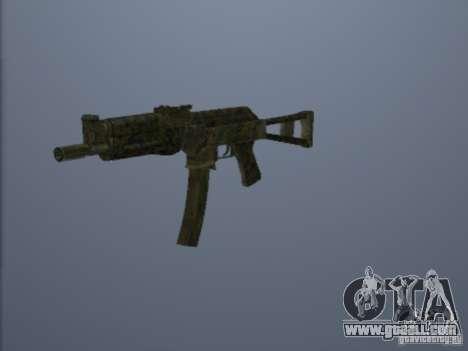 Pp-19-01 CAMO for GTA San Andreas