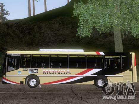 Metalpar Iguazu MT-15 for GTA San Andreas