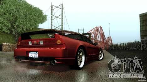 Honda NSX-R 2005 for GTA San Andreas left view