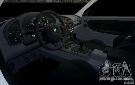 BMW M3 E36 v1.0 for GTA 4 side view