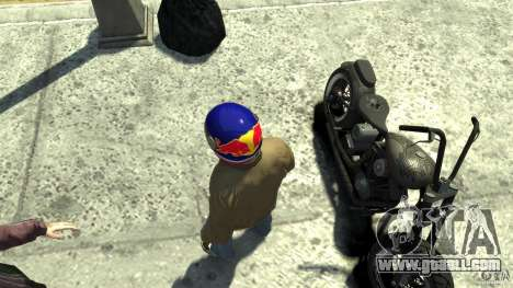Energy Drink Helmets for GTA 4 eighth screenshot