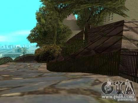 Stone Mountain for GTA San Andreas sixth screenshot