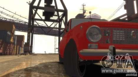 VAZ 2101 Light Tun for GTA 4 side view