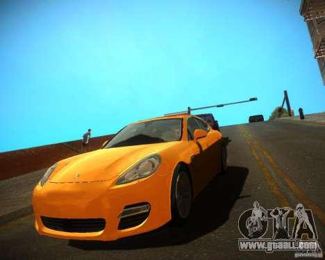 ENBSeries Realistic for GTA San Andreas fifth screenshot
