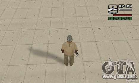 Euro money mod v 1.5 100 euros I for GTA San Andreas second screenshot