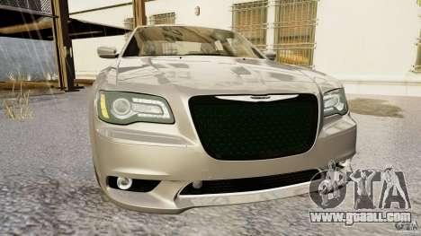Chrysler 300 SRT8 2012 for GTA 4 back left view