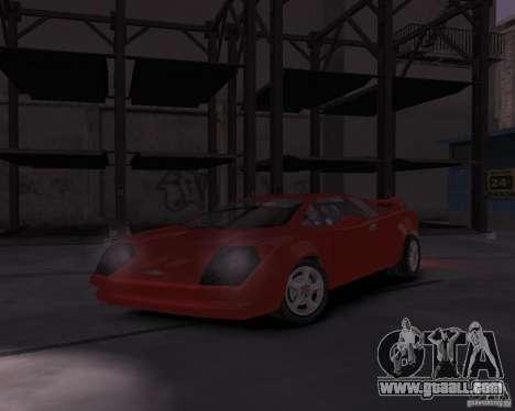 Infernus - Vice City for GTA 4