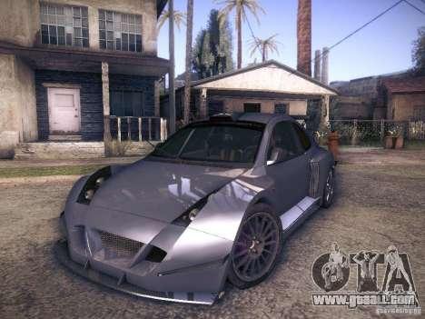 Colin McRae R4 for GTA San Andreas