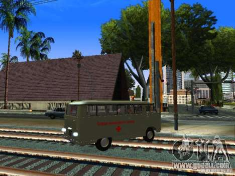 RAPH-977IM Emergency for GTA San Andreas right view