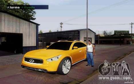 Alarme Mod v4.5 for GTA San Andreas third screenshot