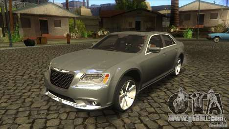 Chrysler 300 SRT-8 2011 V1.0 for GTA San Andreas
