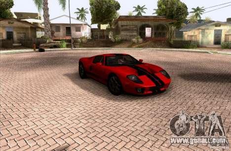 ENBSeries by HunterBoobs v2.0 for GTA San Andreas third screenshot