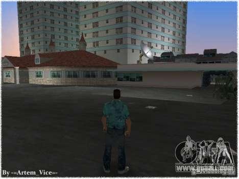 New Ocean Beach for GTA Vice City forth screenshot