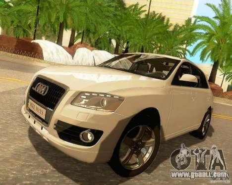 Audi Q5 for GTA San Andreas