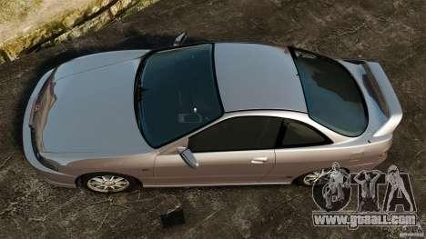 Honda Integra Type-R for GTA 4 right view