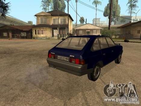 2141 AZLK for GTA San Andreas left view