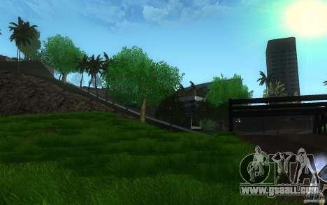 Perfect vegetation v. 2 for GTA San Andreas second screenshot