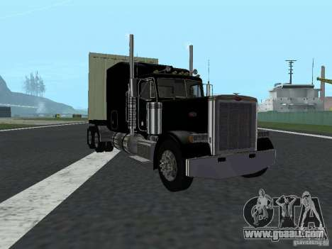 1994 Peterbilt 379 for GTA San Andreas left view