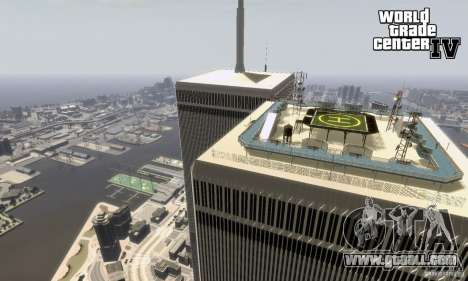 World Trade Center for GTA 4 seventh screenshot
