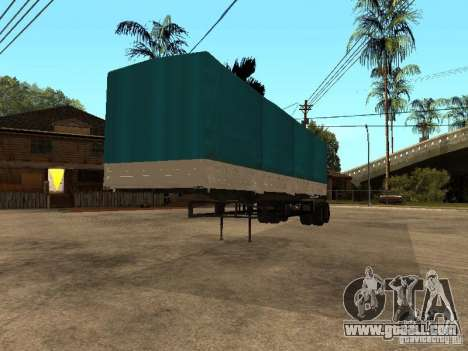 KAMAZ 55111 for GTA San Andreas right view