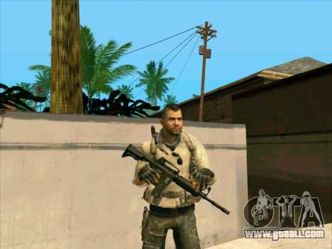 4 A Mctavish for GTA San Andreas