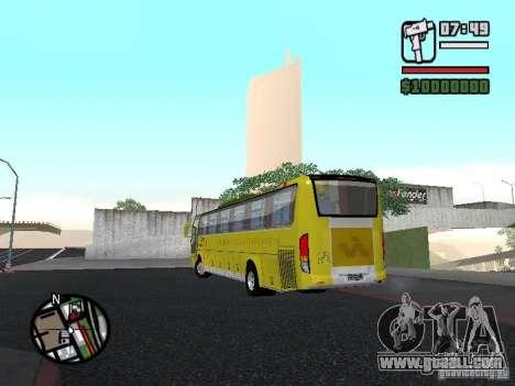 Busscar Vissta Bus for GTA San Andreas left view
