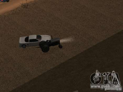 Acceleration for GTA San Andreas