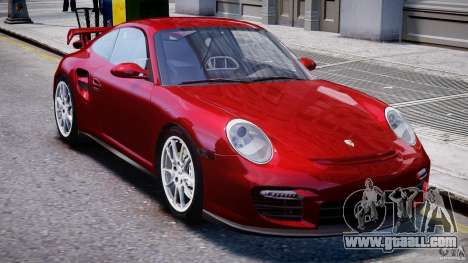 Posrche 911 GT2 for GTA 4 inner view