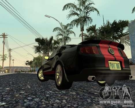 Star ENBSeries by Nikoo Bel SA-MP for GTA San Andreas forth screenshot