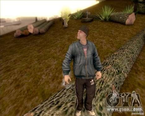 SkinPack for GTA SA for GTA San Andreas