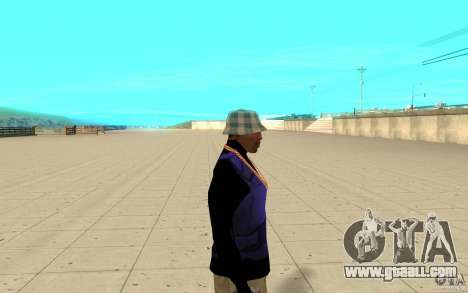 Bronik skin 1 for GTA San Andreas second screenshot