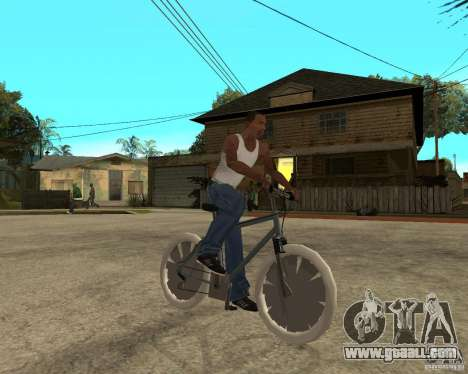 Kona Kowan texture for GTA San Andreas right view