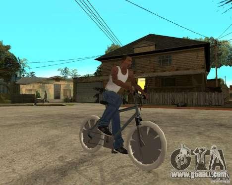 Kona Kowan texture for GTA San Andreas right view