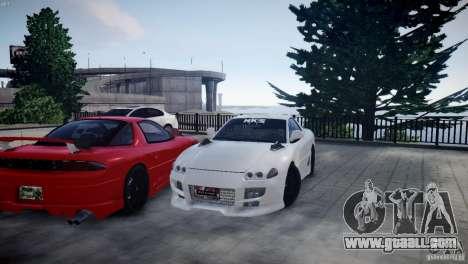 Mitsubishi 3000GT ST for GTA 4