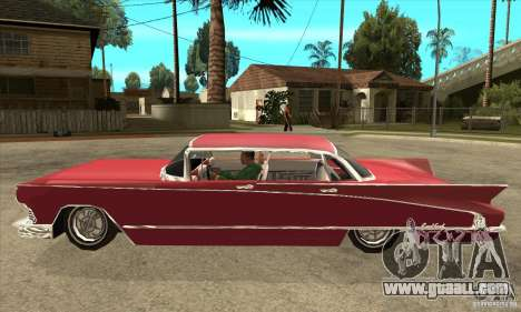 Buick LaNuit for GTA San Andreas left view