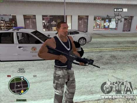 Pack of GTA IV for GTA San Andreas third screenshot