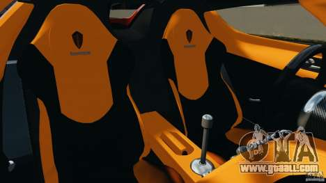Koenigsegg CCX 2006 v1.0 [EPM][RIV] for GTA 4 inner view