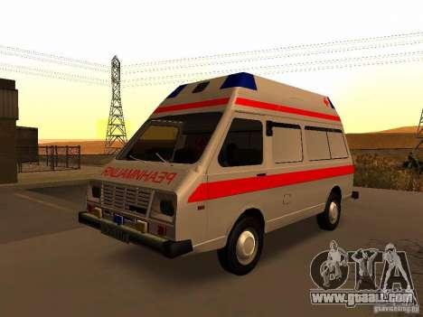 RAPH 2914 Tampo for GTA San Andreas