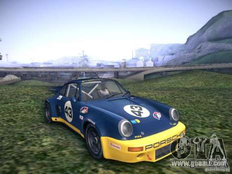 Porsche 911 Carrera RSR1974 3.0 for GTA San Andreas