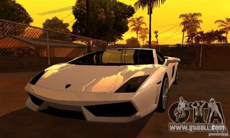 ENBSeries by JudasVladislav for GTA San Andreas second screenshot