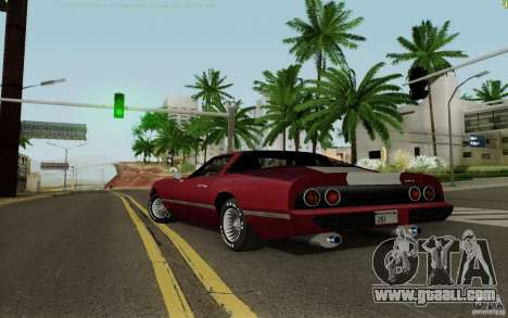 Phoenix HD for GTA San Andreas left view