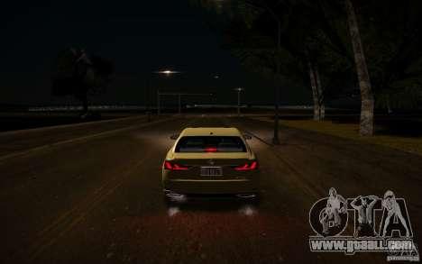 SA Illusion-S V1.0 SAMP Edition for GTA San Andreas eighth screenshot