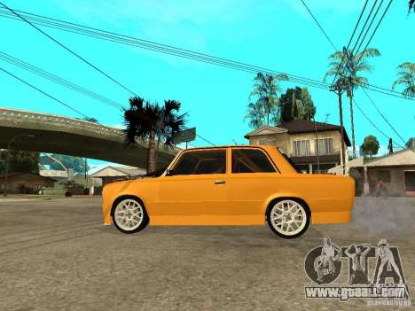 VAZ 2101 Globus for GTA San Andreas left view