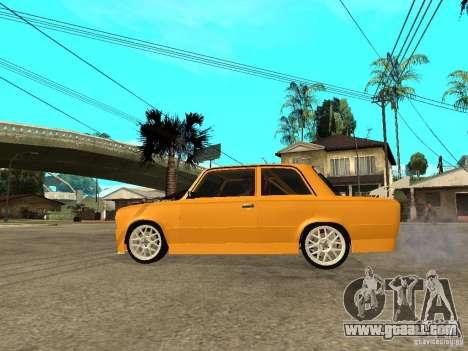 VAZ 2101 Globus for GTA San Andreas left view
