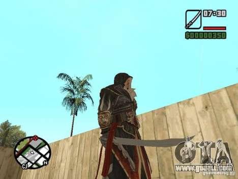 Sword Ezio for GTA San Andreas