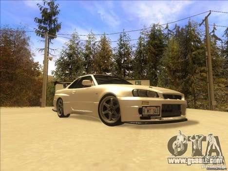 New loading screens for GTA San Andreas second screenshot