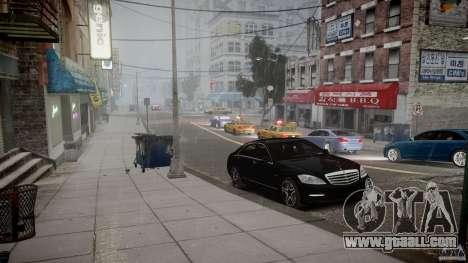 Realistic ENBSeries V1.1 for GTA 4 fifth screenshot