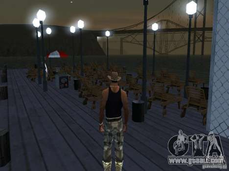 Happy Island 1.0 for GTA San Andreas second screenshot