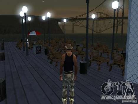 Happy Island Beta 2 for GTA San Andreas forth screenshot